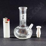 BP Glass Works Smashed Bubble Mini Tube with Ceramic Domless nail