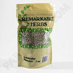 Lavender Flowers 1oz Remarkable Herbs