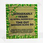 Time Out Smoking Blend 5g Remarkable Herbs