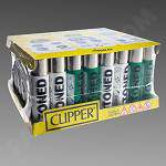 Clipper Lighter Stoned 48ct