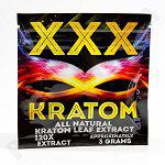 XXX Kratom 3g All Natural Extract (5 capsules) upcharges may apply, see description.