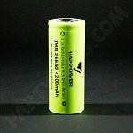 Vappower IMR26650 Batteries (2pk)