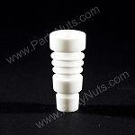 Ceramic Domeless Nail with 14 & 18/19mm male fitting
