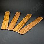 Plain Incense Wooden Holder 12pk