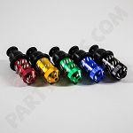 Anodized Lazer Cut Sneak A Toke 5PK (6 Colors to choose from)