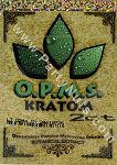 OPMS Kratom Gold 2ct. (Organically Purified Mitragyna speciosa)