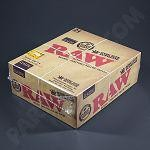 Raw Natural Unrefined King Size Supreme Rolling Papers
