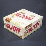 Raw Natural Organic King Size Slim Rolling Papers