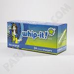 Whip It Case of Whip Cream CHARGERS 25 packs x 24 count per case, includes ground shipping
