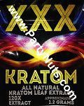XXX Kratom 1.2g All Natural Extract (2 capsules)