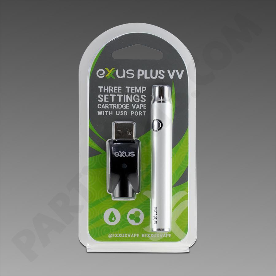 Exxus Slim Plus VV White