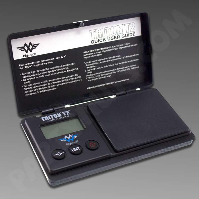 Triton T2 120 Digital Scale 120g 0 1g