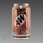 AW Rootbeer Can Diversion Safe