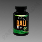Kratom Kaps; Bali 100 count Bottle. 50 grams