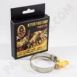 Butterfly Hose Clamp #3 for 44mm tubes