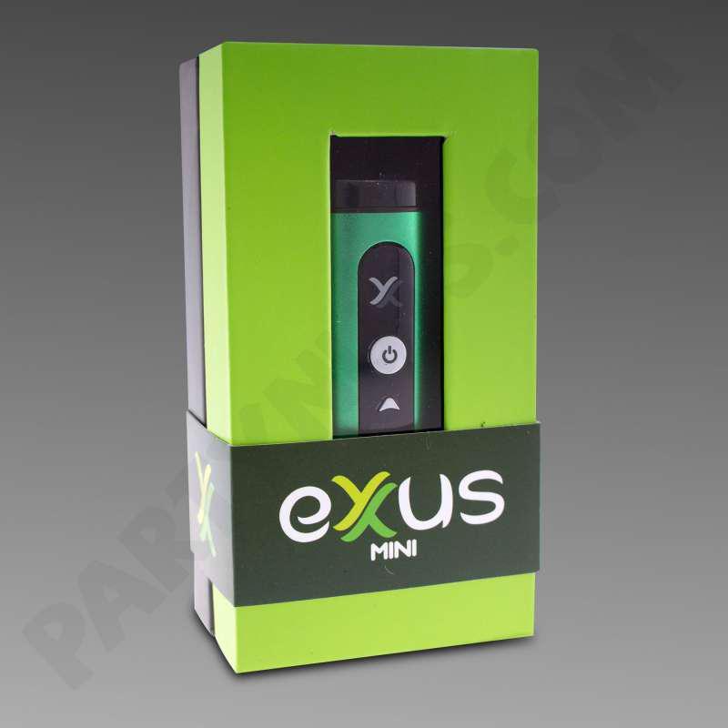 Exxus Mini Green Dry Herb Vaporizer