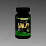 Kratom Kaps; Malay 45 count Bottles. 22.5 grams
