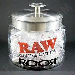 Raw RooR Glass Tips 75ct Tub
