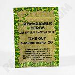 Time Out Smoking Blend 2g Remarkable Herbs