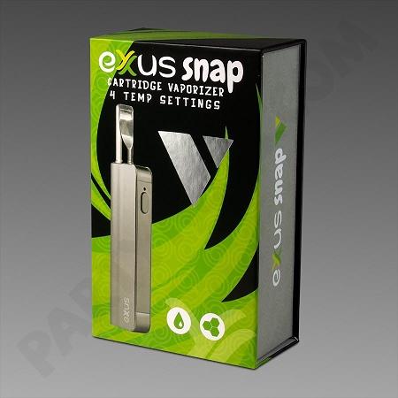 Exxus Snap VV Silver Concentrate Vaporizer