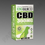 King Calm CBD 300mg  (For Pets)