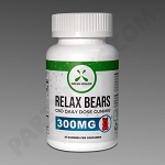 Green Roads 300mg  Relax Gummie Bears