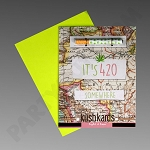 Kush Kards - 4pk - 420 Somewhere w/ Hitter (Gift Card)