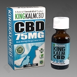 King Calm CBD 75mg  (For Pets)