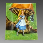 Glass Tray Small Alice by V Syndicate