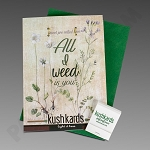 Kush Kards - 4pk - All I Weed for Pre-Roll (Gift Card)
