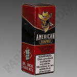 American Cowboy Red 30 ML  50 mg Nic Salt Juiceman's