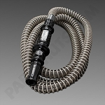 Amira Washable Hookah Hose Black 4