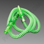 Amira Washable Hookah Hose Green 4