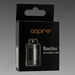 Aspire Nautilus Tank Replacement Steel (CLOSEOUT SPECIAL!!)