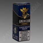 American Cowboy Blue 30 ML  35 mg Nic Salt Juiceman's