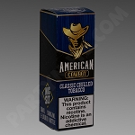 American Cowboy Blue 30 ML  50 mg Nic Salt Juiceman's