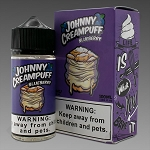 Johnny Creampuff Blueberry 100 ML By Tinted Brew (Zero Nicotine Only)