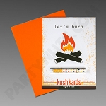 Kush Kards - 4pk - Lets Burn Hitter (Gift Card)