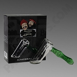Cheech & Chong Bubbler - Up In Smoke - Green