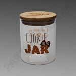 Cheech & Chong Large Glass Jar - Cookie Jar