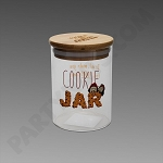 Cheech & Chong Medium Glass Jar - Cookie Jar