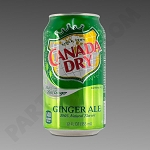 Canada Dry Can Diversion Safe