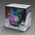 Crystal Ball Wireless Bluetooth Speaker - Black