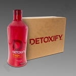 Detoxify Mega Clean Tropical 6ct Case