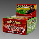Doob Tubes Small (Funny Smoke Shop Print)