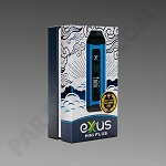 Exxus Mini Plus Blue - Dry Herb Vaporizer
