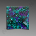 Glass Ashtray - Cosmic Chronic