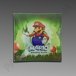 Glass Ashtray - Mario Smoke Sesh