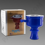 Elite Glider Bowl V2 Blue - Silicone Hookah Bowl