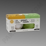 Green Roads CBD Bath Bomb 4 pk - Uplift & Relax 200 mg